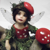 Toadstool Fairy